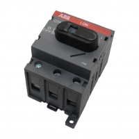 OT80F3 Switch-disconnector Poles