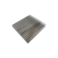 RAD-A52317/200 Heatsink extruded grilled