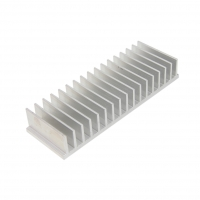RAD-A52317/50 Heatsink extruded grilled
