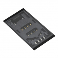 SIMCN-8P Connector for cards SIM
