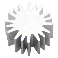 SK58510AL Heatsink for LED diodes