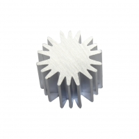 SK58515AL Heatsink for LED diodes