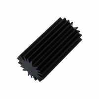 SK58537.5 Heatsink for LED diodes