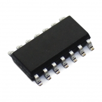 10x HEF4093BT IC digital NAND