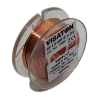 SP-1.5MH43-VS Inductor air coil