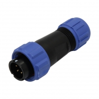 SP1310/P4 Plug Connector circular