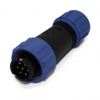 SP1310/P7 Plug Connector circular