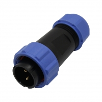 SP2110/P2 Plug Connector circular