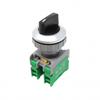 SS30-2-O-BK Switch rotary