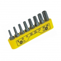 CK-4527 Set screwdriver bits 8pcs Torx with