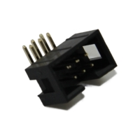 5x T821-1-06-R1 Socket IDC male