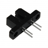 2x TCST2300 Optocoupler slotted