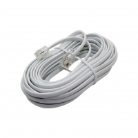 TEL-RJ11-WH/05 Cable telephone