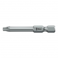 "WERA.867/4/1 Screwdriver bit 1/4"" E63mm"