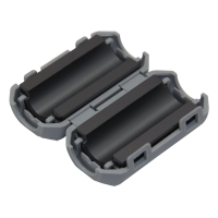 2x ZCAT2035-0930A Ferrite two-piece on round