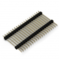 2x ZL2029-20 Pin header pin strips