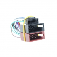 ZRS-45 Connector ISO Kenwood PIN16