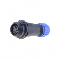 SP1311/S6 Plug Connector circular