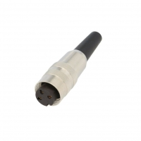 KV30 Connector M16 plug female