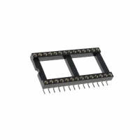 GOLD-28P-SMD Socket DIP PIN28