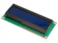 RC1602B-BIW-ESX Display LCD