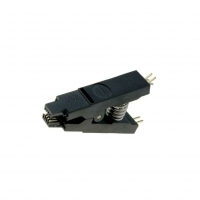 SV-SOIC8 Test clip SOIC PIN8 black