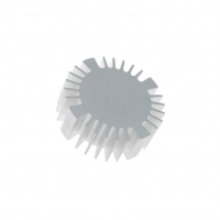 SK57025AL Heatsink for LED diodes
