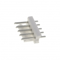 5x 640456-5 Connector wire-board