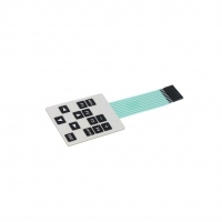 QW-03 Keypad membrane Number of