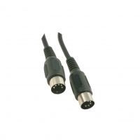 CABLE-307 Cable DIN 5pin plug,