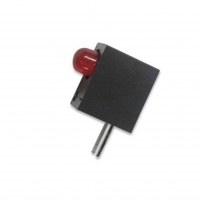 5x L-710A8CB/1ID Diode LED in