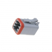 AT06-6S Connector wire-wire AT