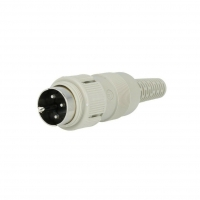 MAS3100 Plug DIN male PIN 3 Pin