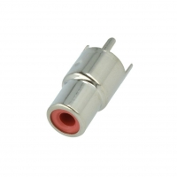 BTOR1R Socket RCA female straight
