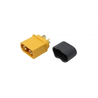 2x XT60H-M Plug DC supply XT60