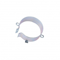 V8 Mounting clamp horizontal for