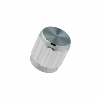 2x GS6M-15X16 Knob with pointer