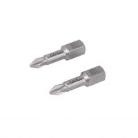65I/PH1-2P Screwdriver bit Phillips PH1