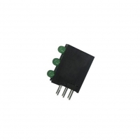 4x L-7104SA/3GD Diode LED in