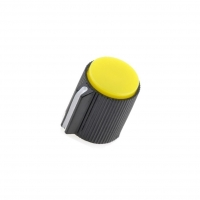 2x KK-13 Knob with pointer plastic