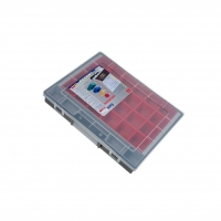 W-457203 Container box with containers
