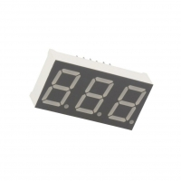 2x KW3-567AGB Display LED