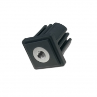 ND.Q-40X2-M10 Stopper L40mm Mat