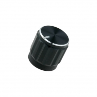 2x GC6M-15X16 Knob with pointer