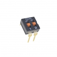 A6S-2104-H Switch DIP-SWITCH Poles