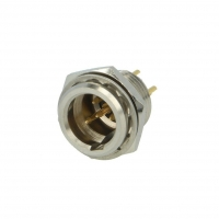 AG4MCC Socket XLR mini male PIN4