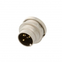 SFV30 Connector M16 socket male
