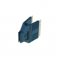 POM-5437 Test clip SOIC PIN28 grey