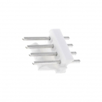 10x 640456-4 Connector wire-board