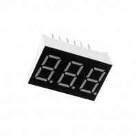 2X LTD036AAG-101A-01 Display: LED